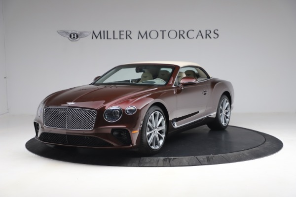 New 2020 Bentley Continental GT V8 for sale $269,605 at Bugatti of Greenwich in Greenwich CT 06830 13