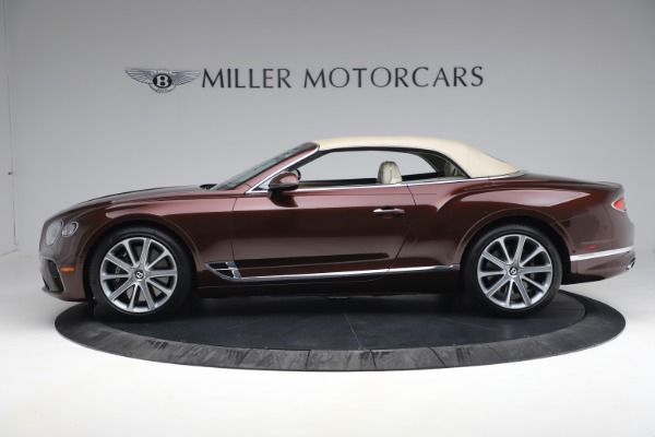 New 2020 Bentley Continental GT V8 for sale $269,605 at Bugatti of Greenwich in Greenwich CT 06830 14