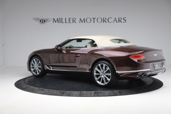 New 2020 Bentley Continental GT V8 for sale $269,605 at Bugatti of Greenwich in Greenwich CT 06830 15