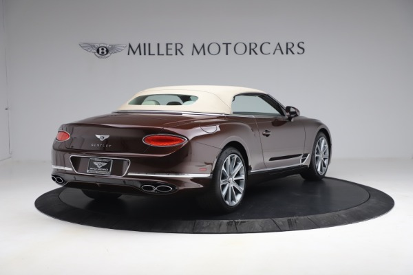 New 2020 Bentley Continental GT V8 for sale $269,605 at Bugatti of Greenwich in Greenwich CT 06830 17
