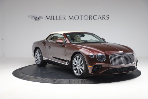 New 2020 Bentley Continental GT V8 for sale $269,605 at Bugatti of Greenwich in Greenwich CT 06830 19