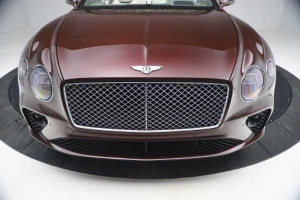 Used 2020 Bentley Continental GT V8 for sale Call for price at Bugatti of Greenwich in Greenwich CT 06830 21