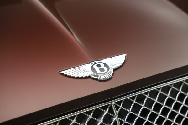 New 2020 Bentley Continental GT V8 for sale $269,605 at Bugatti of Greenwich in Greenwich CT 06830 22