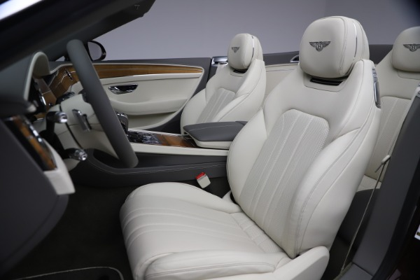 New 2020 Bentley Continental GT V8 for sale $269,605 at Bugatti of Greenwich in Greenwich CT 06830 27