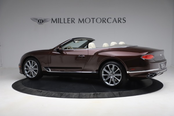 Used 2020 Bentley Continental GT V8 for sale Call for price at Bugatti of Greenwich in Greenwich CT 06830 4