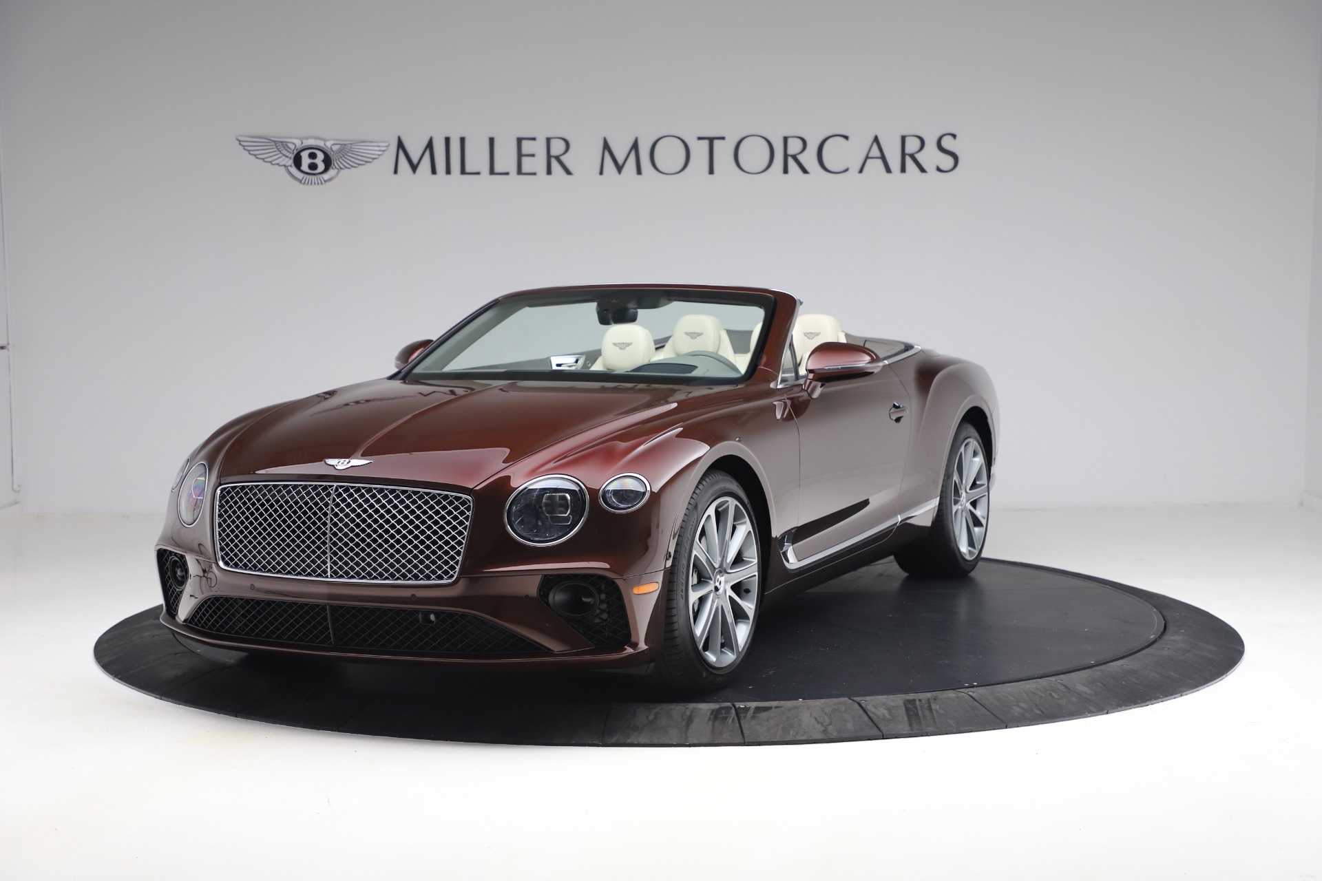 New 2020 Bentley Continental GT V8 for sale $269,605 at Bugatti of Greenwich in Greenwich CT 06830 1