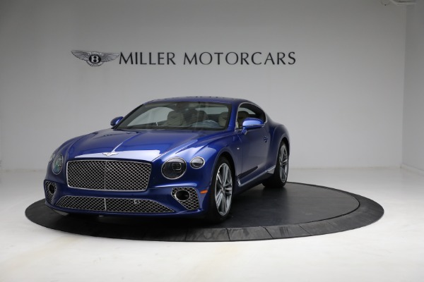 New 2020 Bentley Continental GT V8 for sale $255,080 at Bugatti of Greenwich in Greenwich CT 06830 2