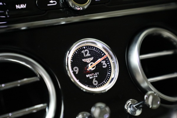 Used 2020 Bentley Continental GT V8 for sale $249,900 at Bugatti of Greenwich in Greenwich CT 06830 22