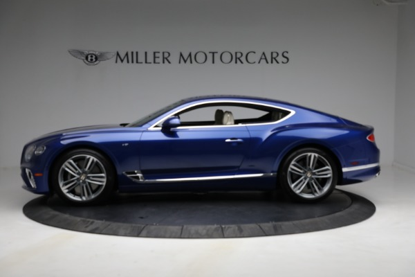 New 2020 Bentley Continental GT V8 for sale $255,080 at Bugatti of Greenwich in Greenwich CT 06830 3