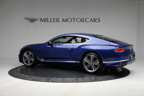 New 2020 Bentley Continental GT V8 for sale $255,080 at Bugatti of Greenwich in Greenwich CT 06830 4