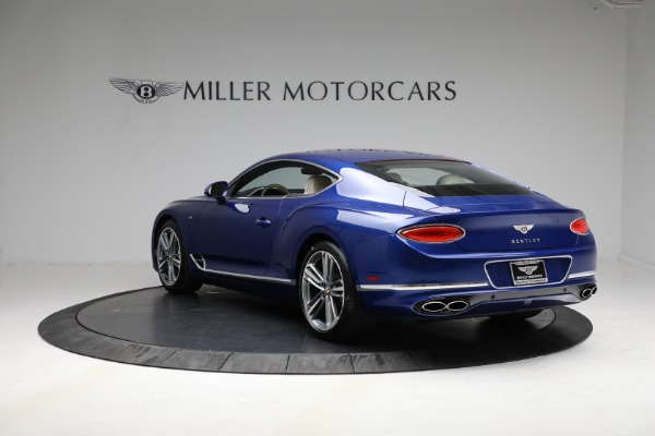 New 2020 Bentley Continental GT V8 for sale $255,080 at Bugatti of Greenwich in Greenwich CT 06830 5