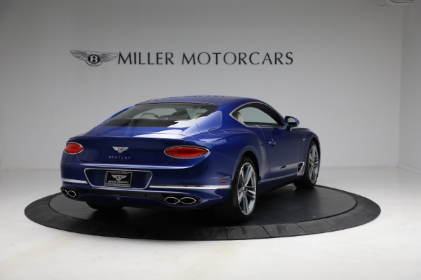 New 2020 Bentley Continental GT V8 for sale $255,080 at Bugatti of Greenwich in Greenwich CT 06830 7