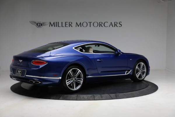 New 2020 Bentley Continental GT V8 for sale $255,080 at Bugatti of Greenwich in Greenwich CT 06830 8