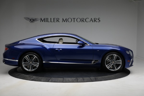 New 2020 Bentley Continental GT V8 for sale $255,080 at Bugatti of Greenwich in Greenwich CT 06830 9