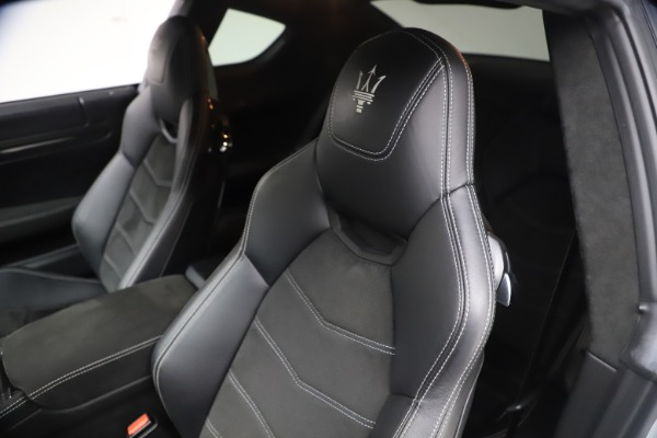 Used 2014 Maserati GranTurismo MC for sale Call for price at Bugatti of Greenwich in Greenwich CT 06830 19