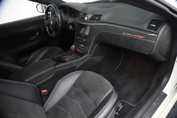 Used 2014 Maserati GranTurismo MC for sale Call for price at Bugatti of Greenwich in Greenwich CT 06830 21