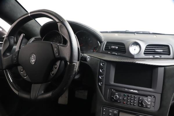 Used 2014 Maserati GranTurismo MC for sale Call for price at Bugatti of Greenwich in Greenwich CT 06830 25