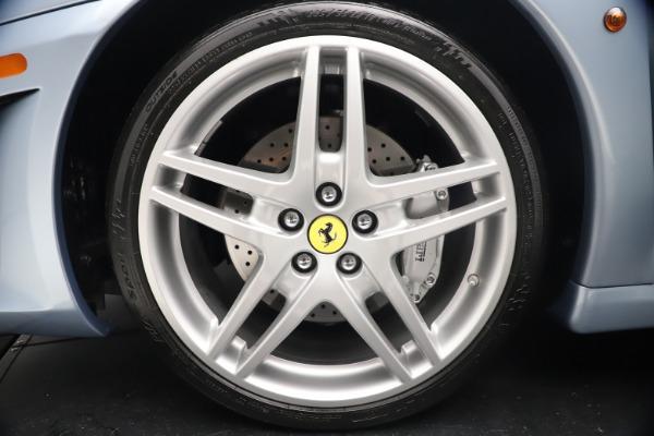Used 2007 Ferrari F430 for sale $149,900 at Bugatti of Greenwich in Greenwich CT 06830 20