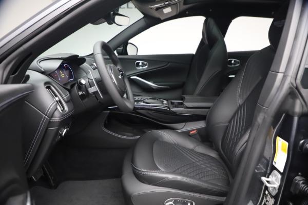 New 2021 Aston Martin DBX for sale $208,786 at Bugatti of Greenwich in Greenwich CT 06830 13