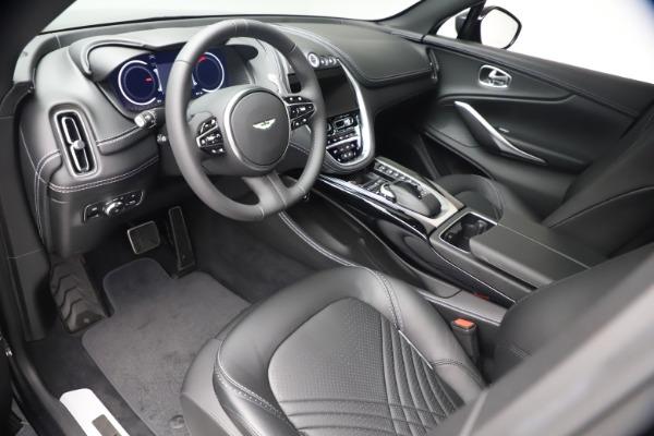 New 2021 Aston Martin DBX for sale $208,786 at Bugatti of Greenwich in Greenwich CT 06830 14