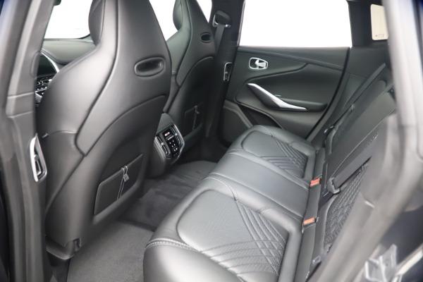 New 2021 Aston Martin DBX for sale $208,786 at Bugatti of Greenwich in Greenwich CT 06830 17