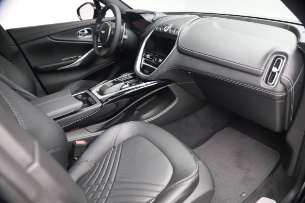 New 2021 Aston Martin DBX for sale $208,786 at Bugatti of Greenwich in Greenwich CT 06830 19