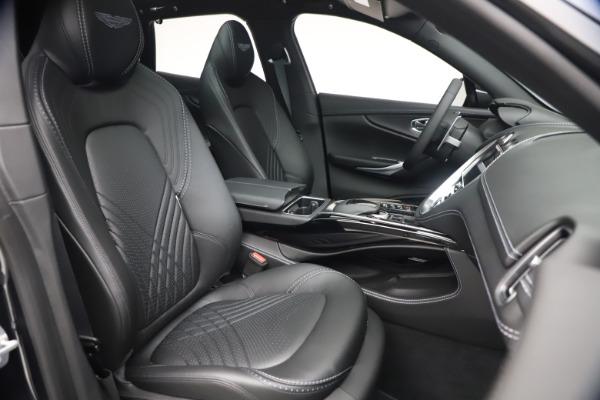 New 2021 Aston Martin DBX for sale $208,786 at Bugatti of Greenwich in Greenwich CT 06830 20