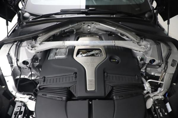 New 2021 Aston Martin DBX for sale $208,786 at Bugatti of Greenwich in Greenwich CT 06830 23