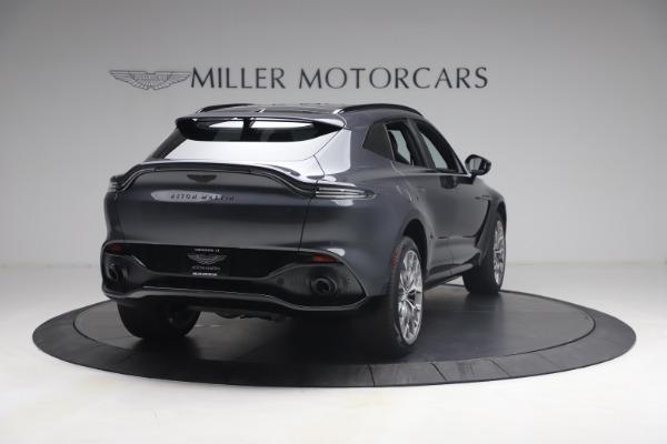 New 2021 Aston Martin DBX for sale $208,786 at Bugatti of Greenwich in Greenwich CT 06830 6