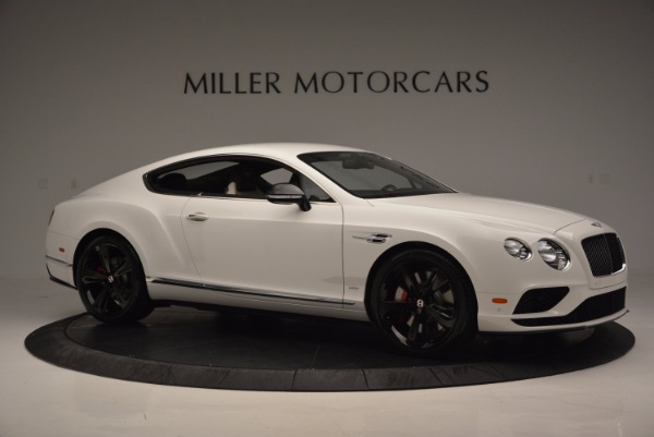 New 2017 Bentley Continental GT V8 S for sale Sold at Bugatti of Greenwich in Greenwich CT 06830 10