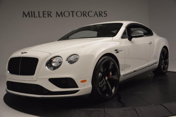 New 2017 Bentley Continental GT V8 S for sale Sold at Bugatti of Greenwich in Greenwich CT 06830 16