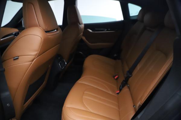 New 2021 Maserati Levante GranSport for sale $73,900 at Bugatti of Greenwich in Greenwich CT 06830 18