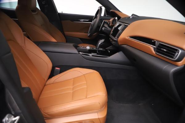 New 2021 Maserati Levante GranSport for sale $73,900 at Bugatti of Greenwich in Greenwich CT 06830 22