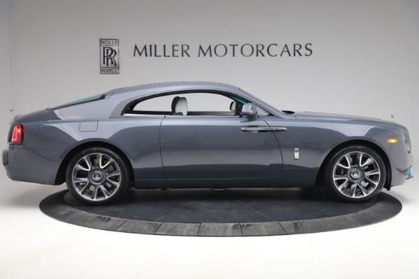 Used 2021 Rolls-Royce Wraith KRYPTOS for sale $444,275 at Bugatti of Greenwich in Greenwich CT 06830 10