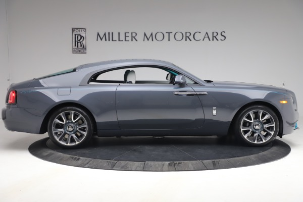 Used 2021 Rolls-Royce Wraith for sale $444,275 at Bugatti of Greenwich in Greenwich CT 06830 10