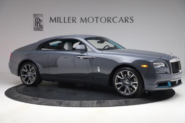 Used 2021 Rolls-Royce Wraith KRYPTOS for sale $444,275 at Bugatti of Greenwich in Greenwich CT 06830 11