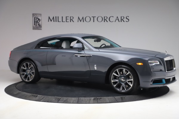 Used 2021 Rolls-Royce Wraith for sale $444,275 at Bugatti of Greenwich in Greenwich CT 06830 11