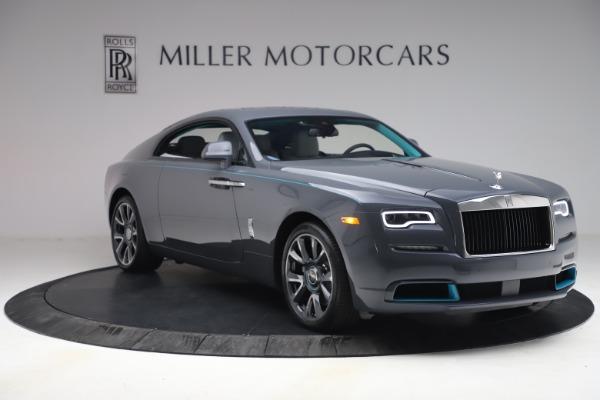Used 2021 Rolls-Royce Wraith KRYPTOS for sale $444,275 at Bugatti of Greenwich in Greenwich CT 06830 12