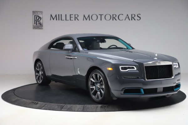 Used 2021 Rolls-Royce Wraith for sale $444,275 at Bugatti of Greenwich in Greenwich CT 06830 12