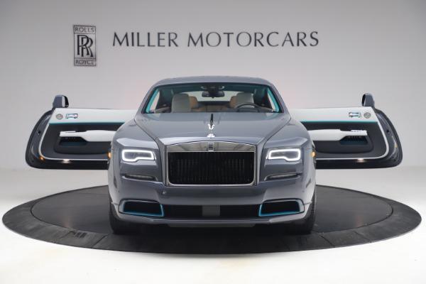 Used 2021 Rolls-Royce Wraith KRYPTOS for sale $444,275 at Bugatti of Greenwich in Greenwich CT 06830 13