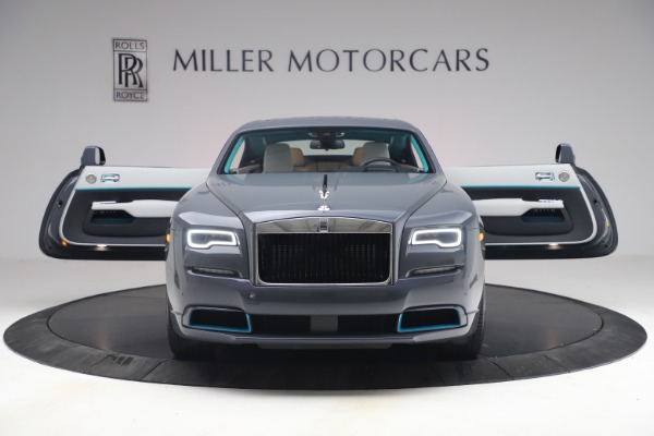 Used 2021 Rolls-Royce Wraith for sale $444,275 at Bugatti of Greenwich in Greenwich CT 06830 13