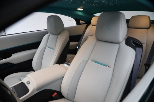 Used 2021 Rolls-Royce Wraith KRYPTOS for sale $444,275 at Bugatti of Greenwich in Greenwich CT 06830 14