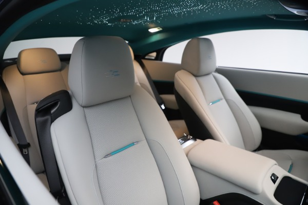 Used 2021 Rolls-Royce Wraith KRYPTOS for sale $444,275 at Bugatti of Greenwich in Greenwich CT 06830 15