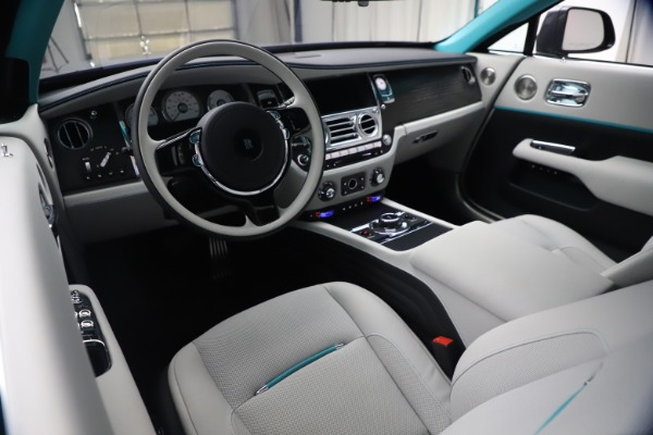 Used 2021 Rolls-Royce Wraith KRYPTOS for sale $444,275 at Bugatti of Greenwich in Greenwich CT 06830 16