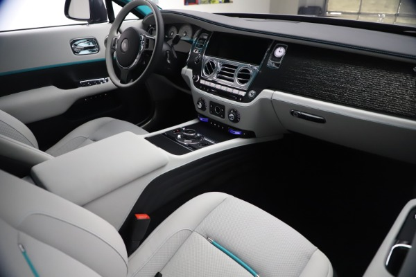 Used 2021 Rolls-Royce Wraith KRYPTOS for sale $444,275 at Bugatti of Greenwich in Greenwich CT 06830 17