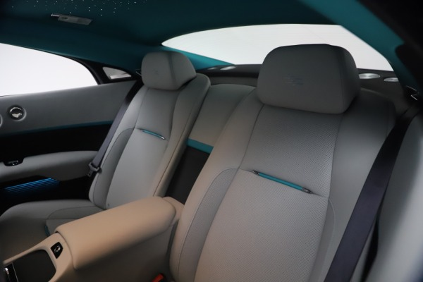 Used 2021 Rolls-Royce Wraith KRYPTOS for sale $444,275 at Bugatti of Greenwich in Greenwich CT 06830 19