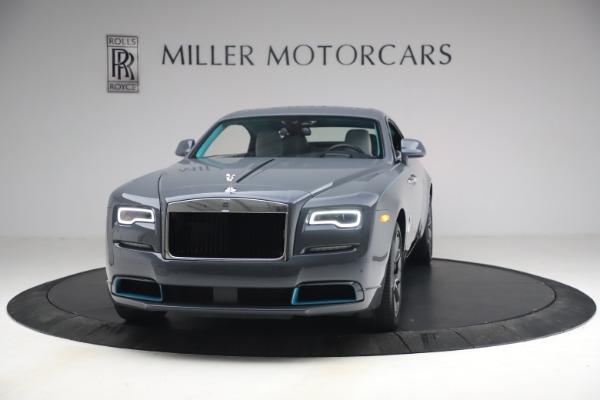 Used 2021 Rolls-Royce Wraith KRYPTOS for sale $444,275 at Bugatti of Greenwich in Greenwich CT 06830 2