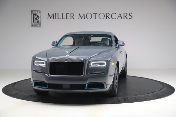 Used 2021 Rolls-Royce Wraith for sale $444,275 at Bugatti of Greenwich in Greenwich CT 06830 2
