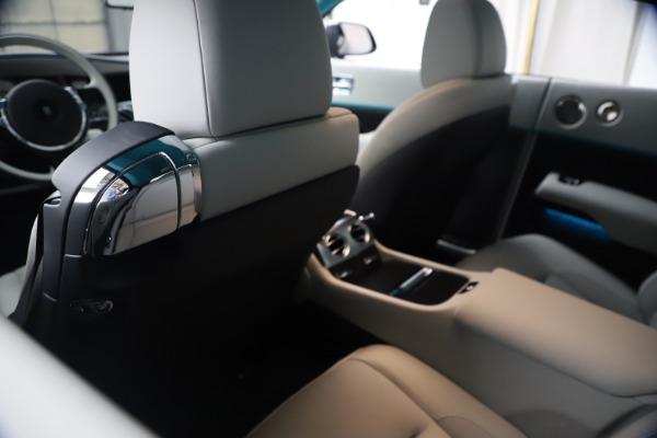 Used 2021 Rolls-Royce Wraith KRYPTOS for sale $444,275 at Bugatti of Greenwich in Greenwich CT 06830 20
