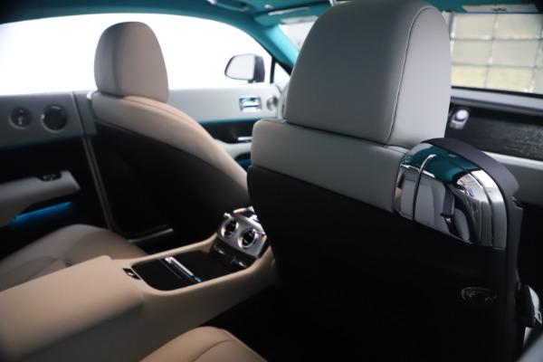 Used 2021 Rolls-Royce Wraith KRYPTOS for sale $444,275 at Bugatti of Greenwich in Greenwich CT 06830 21